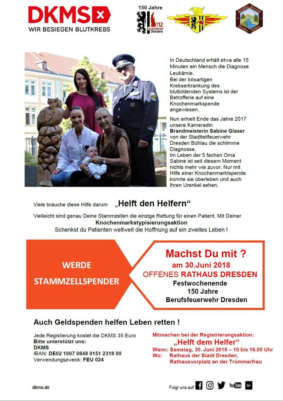 © Stadtfeuerwehrverbandes Dresden e.V.