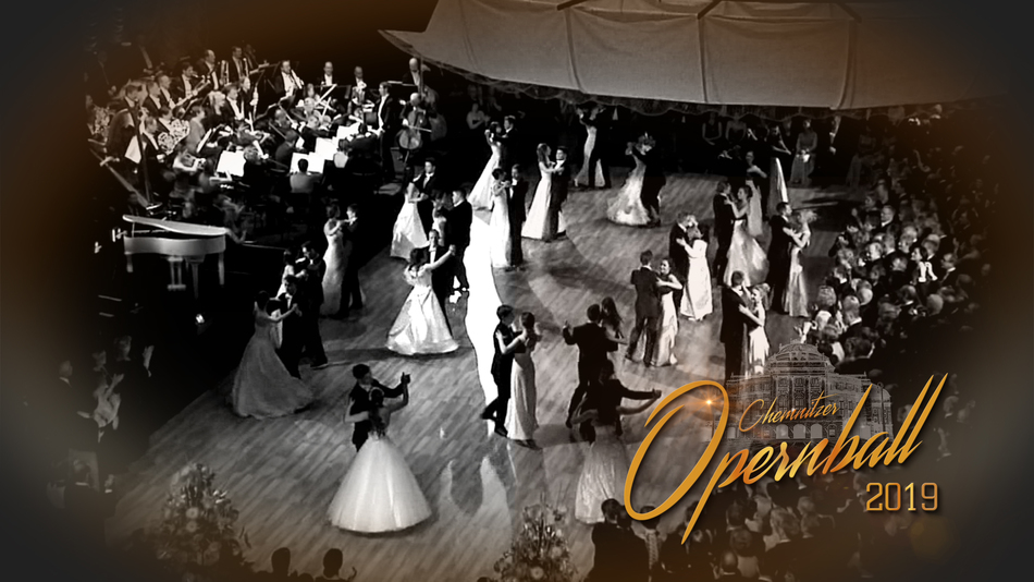 Opernball, © Sachsen Fernsehen / Opernhaus