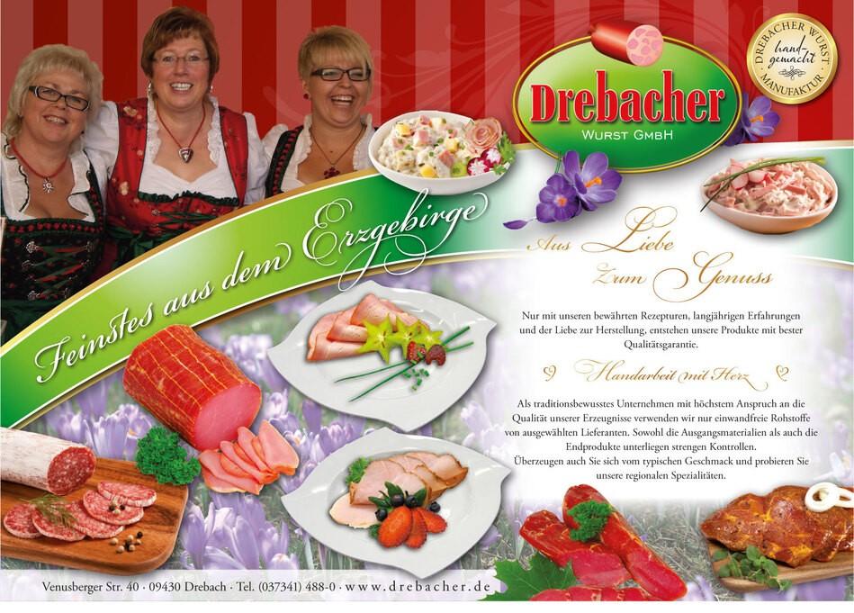 Drebacher, © Drebacher Wurst GmbH