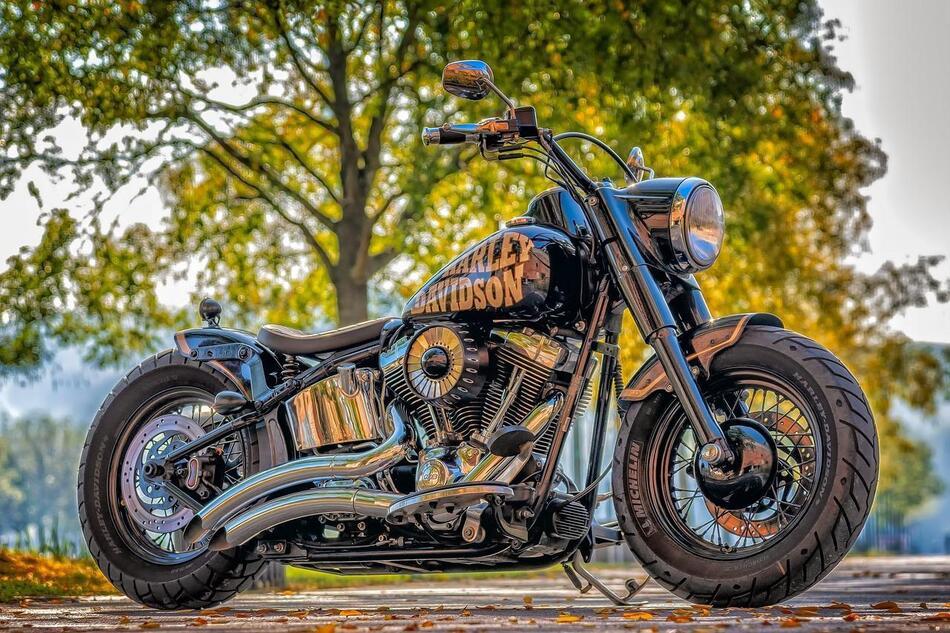 Motorrad, © www.pixabay.com