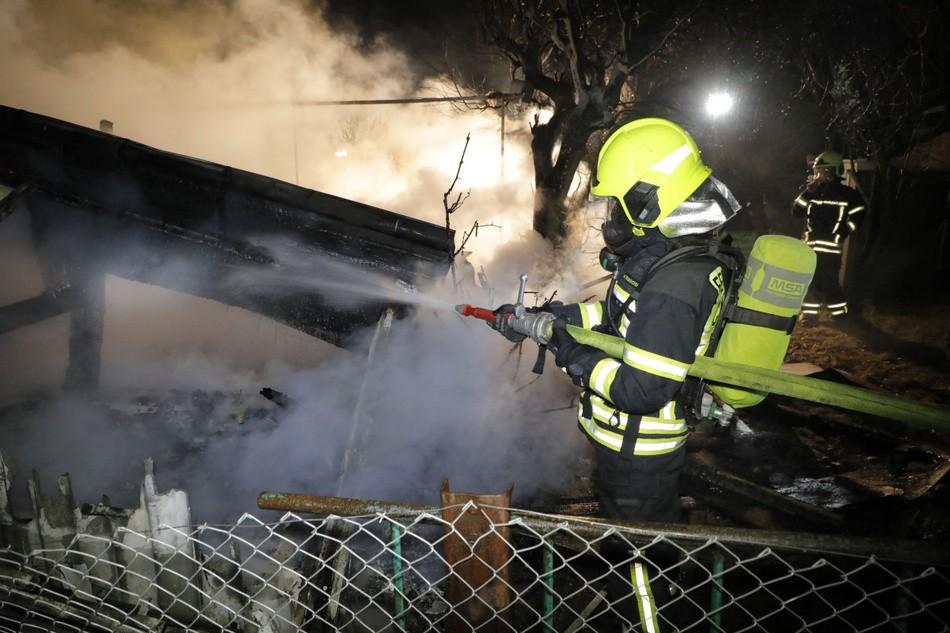 Laubenbrand, © Härtelpress