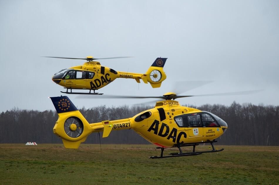 RTH, ADAC, Luftrettung, Rettungsdienst, © Max Rehe