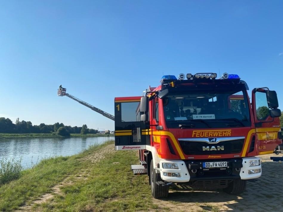© Feuerwehr Dresden