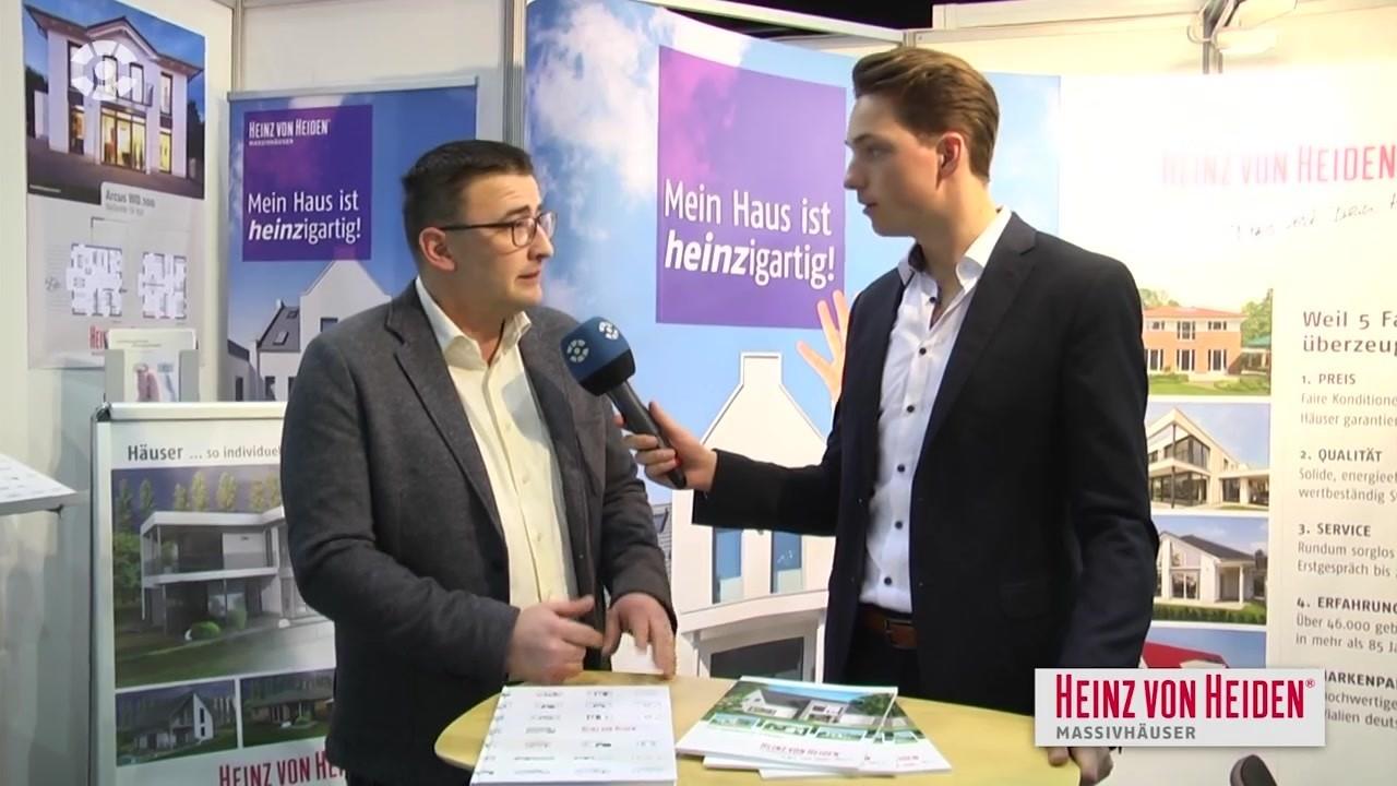 Exquisit Heinz Von Heiden Häuser Preise Das Beste Von Massivhäuser Berät Zum Bau Auf Der Baumesse
