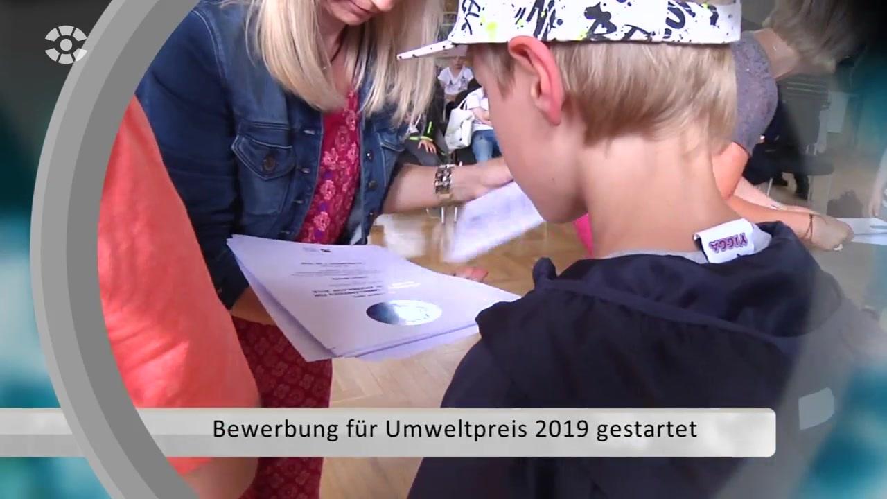 Bewerbung Für Umweltpreis 2019 Gestartet Sachsen Fernsehen