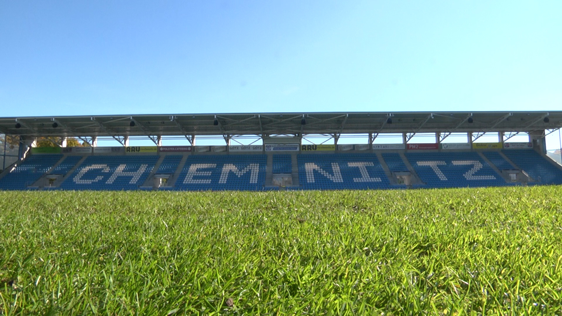 Himmelblaue vor Ost-Derby gegen Cottbus