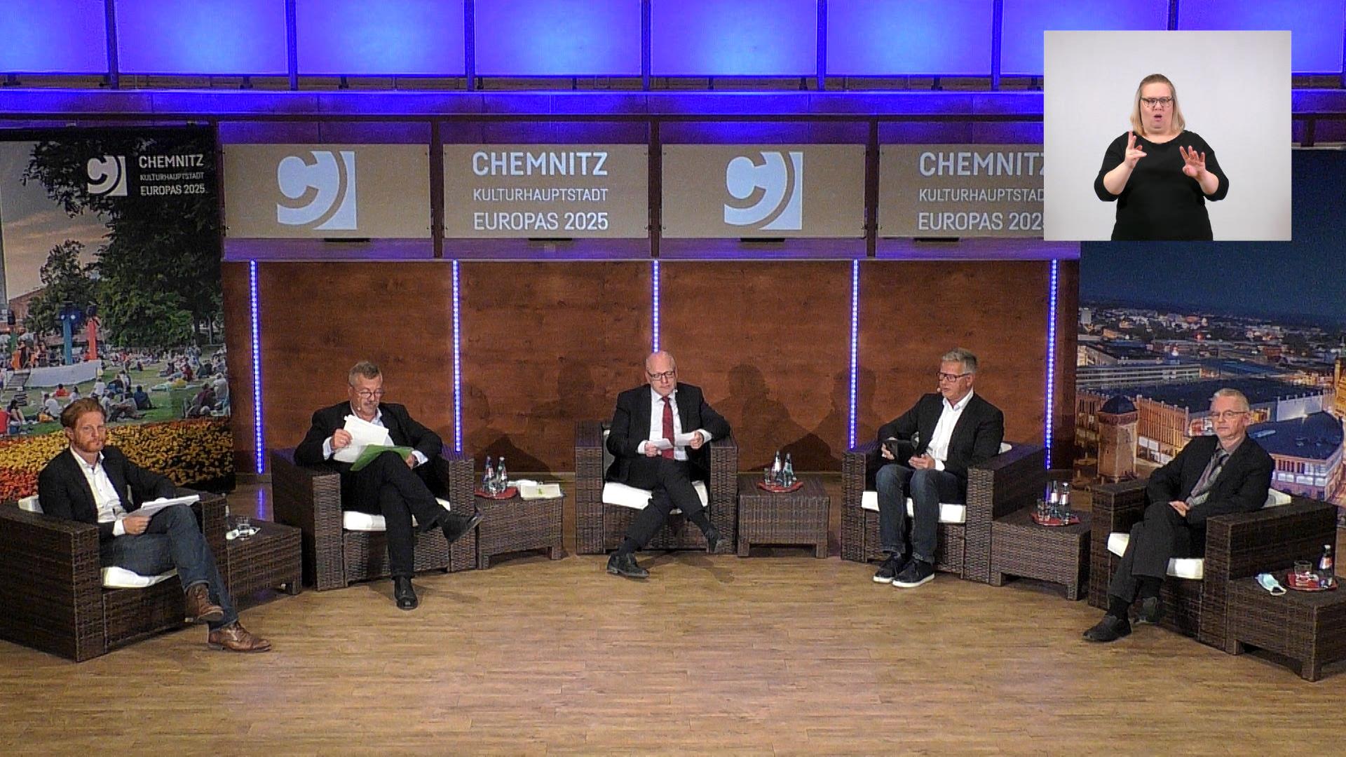 Bürgersprechstunde sorgt für Klarheit bei den Chemnitzern